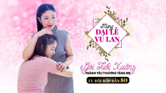 Trong tháng 7 âm lịch,  thẩm mỹ viện Rmeilan có nhiều Combo điều trị và chăm sóc da, trẻ hóa da, giảm béo... thích hợp làm quà tặng cho mẹ.