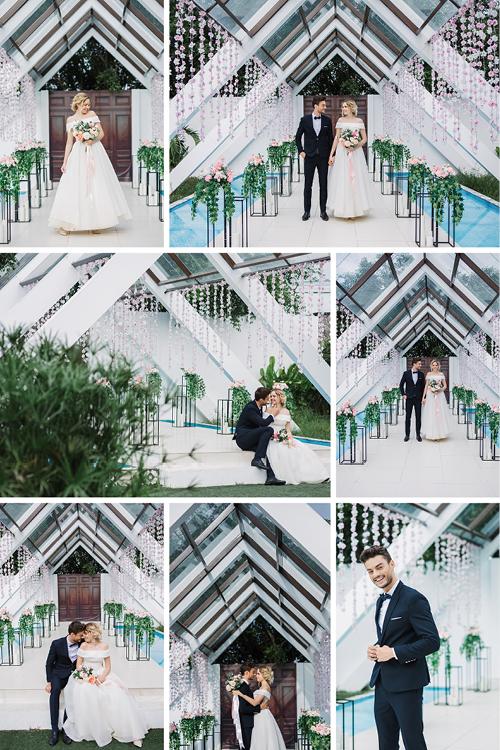 Địa điểm chụp ảnh cưới theo phong cách phương Tây tại Sài Gòn - 1