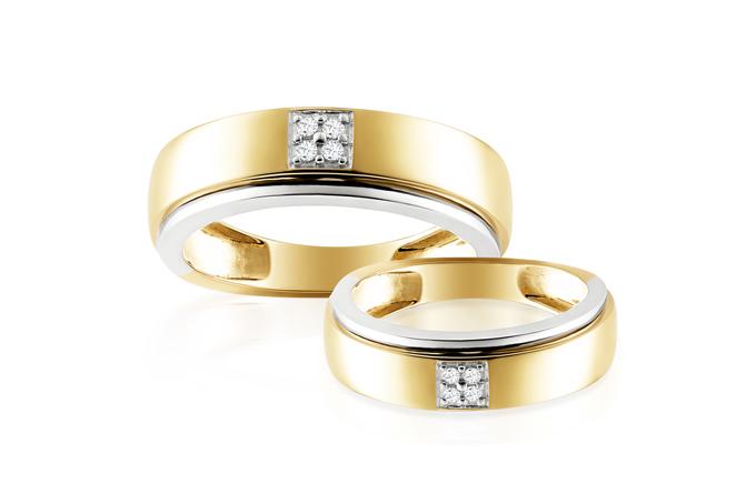 Nhẫn cưới vàng Cordoba Vàng 9K đính đá CZ  Nhẫn nam: 4.980.000đ - 8028758-CZ-WY Nhẫn nữ: 3.880.000đ - 8028757-CZ-WY Thông điệp: Cordoba là một trong những dòng nhẫn nổi bật của PRECITA. Khác với những kiểu nhẫn thanh mảnh khác, Cordoba sở hữu cho mình kiểu dáng bảng to dày tự như một bức từng thành vững trải dành cho tình yêu của đôi lứa. Cặp nhẫn mang thông điệp Tình yêu chân thật sẽ bảo vệ bạn vượt qua mọi thử thách.
