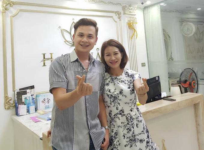 Havana Beauty Center được MC Danh Tùng và nhiều nghệ sĩ Việt lựa chọn làm điểm chăm sóc sắc đẹp thường xuyên.
