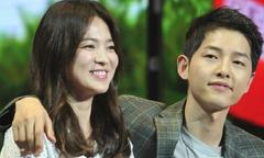 Song Joong Ki tiết lộ bí quyết giữ hôn nhân với Song Hye Kyo luôn ngọt ngào