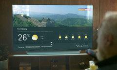 TV AI của LG hỗ trợ trợ lý ảo đa ngôn ngữ