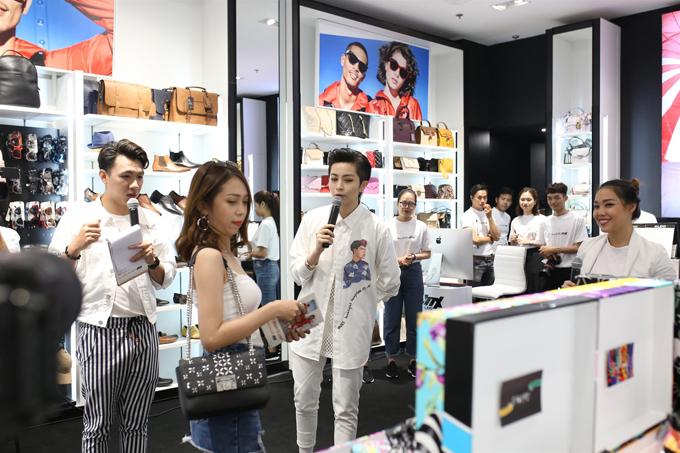 Gil Lê, Hoàng Ku mách bạn phối giày snearker cho set đồ cá tính - 3