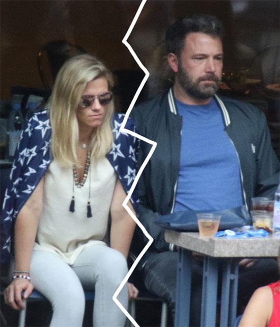 Ben Affleck đã chia tay Lindsay Shookus sau hơn một năm hẹn hò.