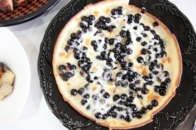 Pizza trân châu dành cho các tín đồ trà sữa