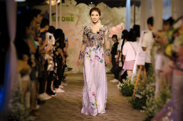 Bộ sưu tập Cảm ơn một tình yêu của NTK Minh Châu.