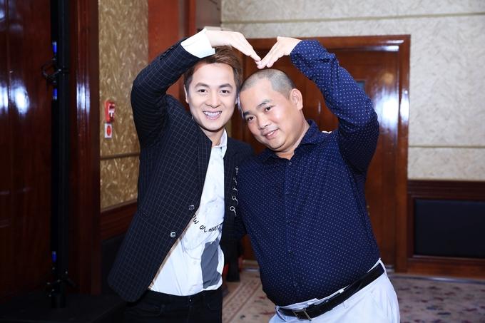 Đăng Khôi và Minh Khang 'bỏ rơi' vợ để kết hình trái tim