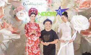 NTK Minh Châu giới thiệu 3 'đặc sản' trong Triển lãm cưới Ngôi Sao