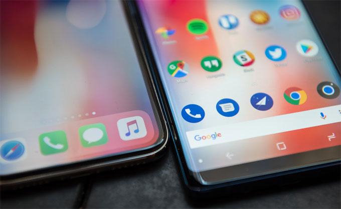Lý do người dùng chuyển từ iPhone sang Android và ngược lại
