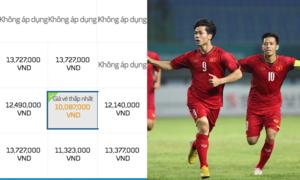 Sang Indonesia xem đội tuyển Việt Nam đá tứ kết Asiad vào phút chót