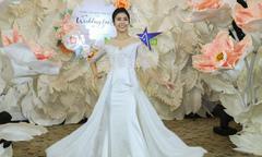 Váy cưới Cee's Bridal cho cô dâu phóng khoáng