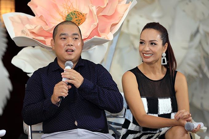 Vợ chồng Minh Khang - Thúy Hạnh cho rằng tình yêu là màu hồng, còn hôn nhân có nhiều màu sắc ứng với từng giai đoạn.