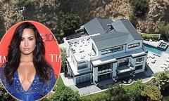 Nhóm trộm âm mưu đột nhập biệt thự của Demi Lovato khi cô đi cai nghiện