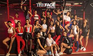 Thí sinh The Face đọ dáng trong trang phục thể thao