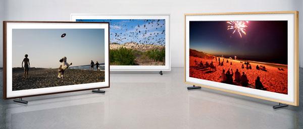 TV khung tranh The Frame 2018.