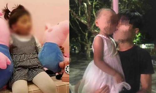 Bé gái 5 tuổi được tìm thấy với cái đầu trọc sau 9 tiếng mất tích