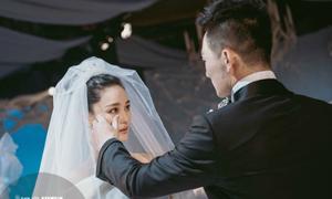 Những khoảnh khắc khó quên trong đám cưới Trương Hinh Dư