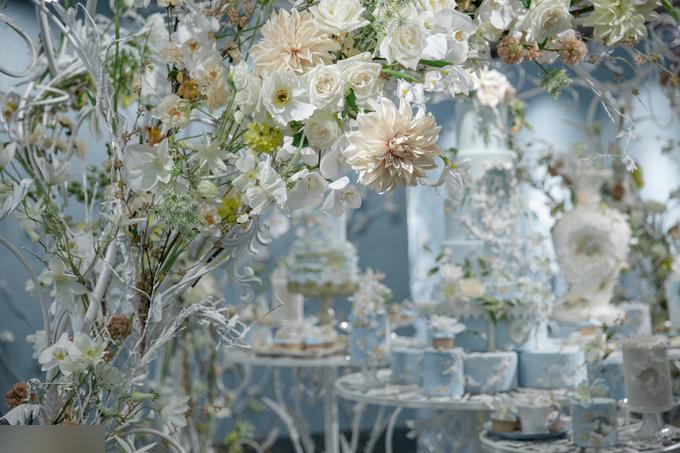 Tiệc cưới tựa khu vườn cổ tích của nữ diễn viên Trương Hinh Dư - 8