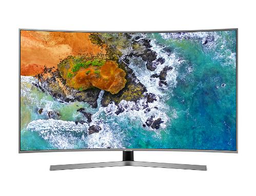 Độ phân giải UHD 4K có số lượng điểm ảnh gấp 4 lần TV FHD Màn hình cong tràn viền, mỏng tinh tế Công nghệ HDR đỉnh cao cho sắc màu hoàn hảo