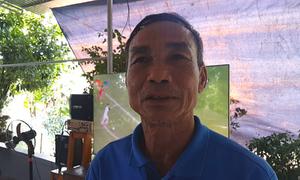 Bố Công Phượng gửi lời chúc đội tuyển Việt Nam