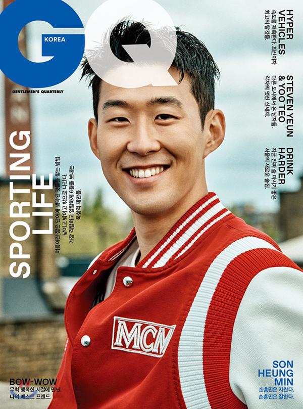 Gu thời trang ấn tượng của át chủ bài tuyển Hàn Quốc - 3