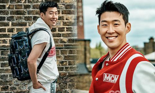 Gu mặc ấn tượng của 'át chủ bài' tuyển Hàn Quốc Son Heung-min