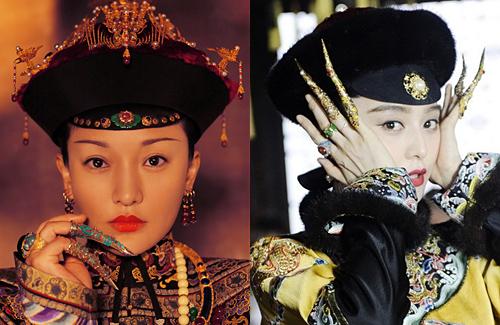 Châu Tấn có vai Như Ý sau khi Băng Băng từ chối.