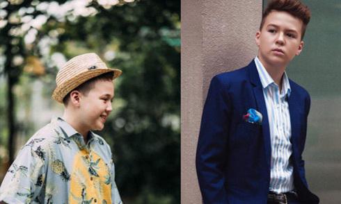 Con trai lai của Ngọc Nga giảm 15 kg để có ngoại hình như người mẫu