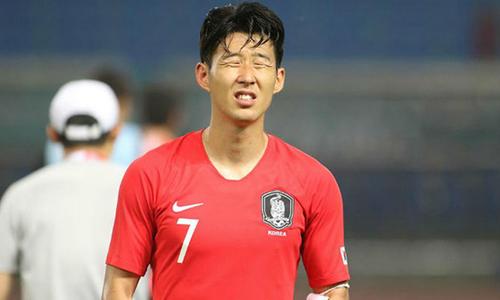 Báo Anh lo Son Heung-min phải đi nghĩa vụ quân sự khi Hàn Quốc gặp Việt Nam