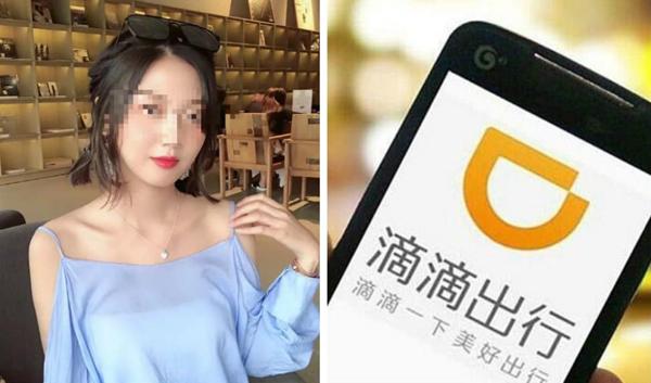 Xiao Zhao thiệt mạng khi sử dụng dịch vụ gọi xe Didi. Ảnh:whatsonweibo.