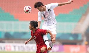 4 bàn thắng trong trận bán kết Việt Nam - Hàn Quốc