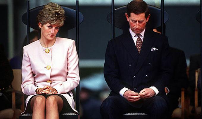 Diana từng muốn huỷ hôn với Thái tử Charles ngay trước đám cưới vì Camilla