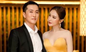Hot girl Kelly sánh đôi bạn trai Hàn Quốc dự sự kiện ở Thái Lan