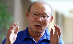 Park Hang-seo chia sẻ về 'góc khuất' của trận thua Hàn Quốc