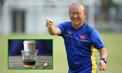 HLV Park Hang Seo uống 10 ly cà phê mỗi ngày có trận đấu