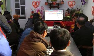 Đám cưới đúng ngày đội Việt Nam thi đấu: Khách tới muộn, quên cả ăn cỗ để cổ vũ
