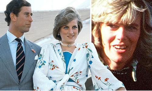 Bà Camilla 'bí mật gửi quà' trong kỳ trăng mật của Charles và Diana