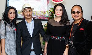 Thanh Lam hội ngộ nghệ sĩ saxophone Trần Mạnh Tuấn