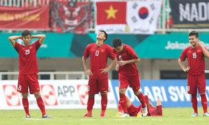 Loạt cơ hội bị bỏ lỡ khiến Việt Nam tiếc nuối