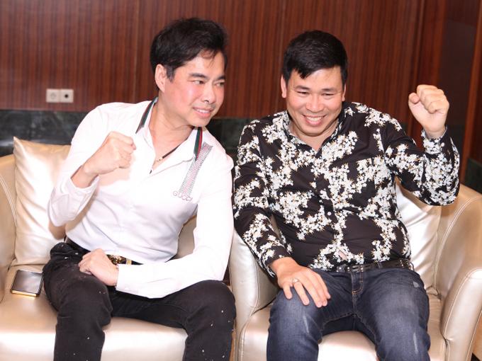 Ngọc Sơn sang Indonesia cổ vũ, hứa thưởng lớn cho Olympic Việt Nam