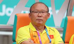 HLV Park Hang-seo: 'Tôi tin Việt Nam có thể vươn lên nhóm đầu châu lục'