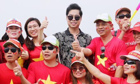 Ngọc Sơn vẫn thưởng 250 triệu dù Olympic Việt Nam thua UAE