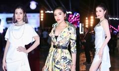 Dàn Hoa hậu, Á hậu đối lập phong cách trên thảm đỏ