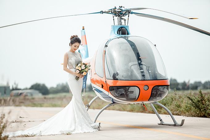 Trước khi tiến tới hôn nhân, Cao Duy và Huyền Trang đã có một năm tìm hiểu đối phương.