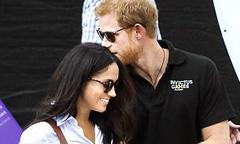 Harry tặng Meghan món quà lãng mạn trước khi lộ chuyện hẹn hò