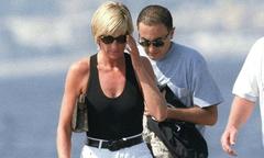 Thư tình bí mật của Diana gửi cho bạn trai trước tai nạn ở Pháp
