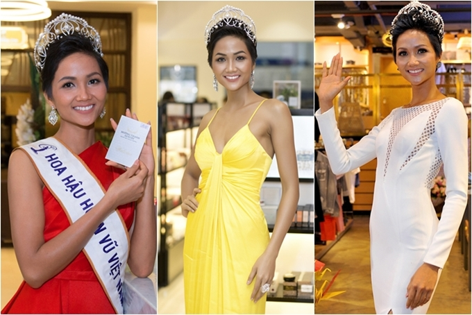 Những Hoa hậu, Á hậu lạm dụng đội vương miện khi dự sự kiện - 4