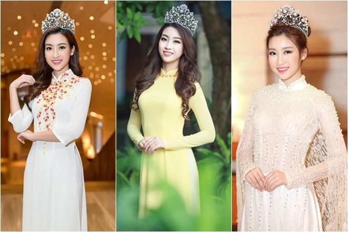 Vương miện vốn tượng trưng cho ngôi vị Hoa hậu cao quý. Việc xuất hiện liên tục khiến vương miện trở nên nhàm chán. chưa kể sự phù hợp với tính chất chương trình.