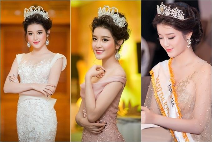 Những Hoa hậu, Á hậu lạm dụng đội vương miện khi dự sự kiện - 8