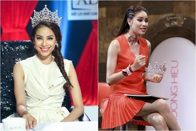 Những Hoa hậu, Á hậu lạm dụng đội vương miện khi dự sự kiện - 6